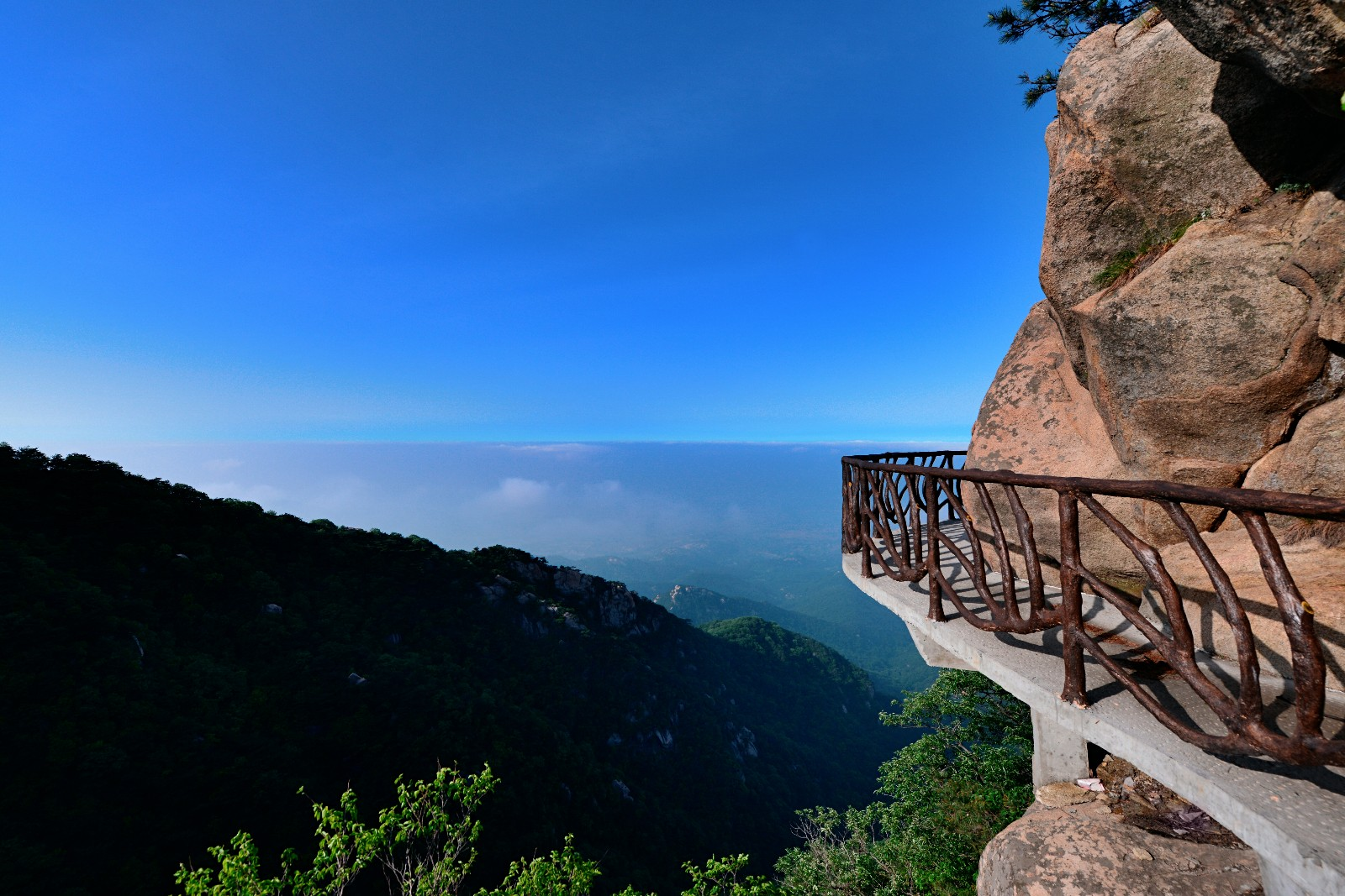 山东·临沂·龟蒙景区(蒙山国家森林公园)