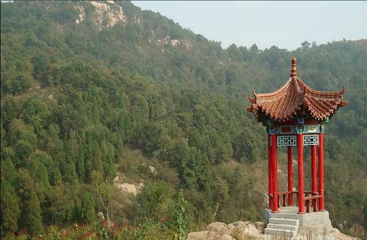 山东·枣庄·莲青山风景区