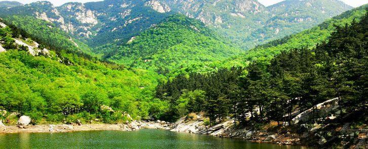 山东·临沂·龟蒙景区(蒙山国家森林公园